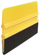Yellow and Black Squeegee